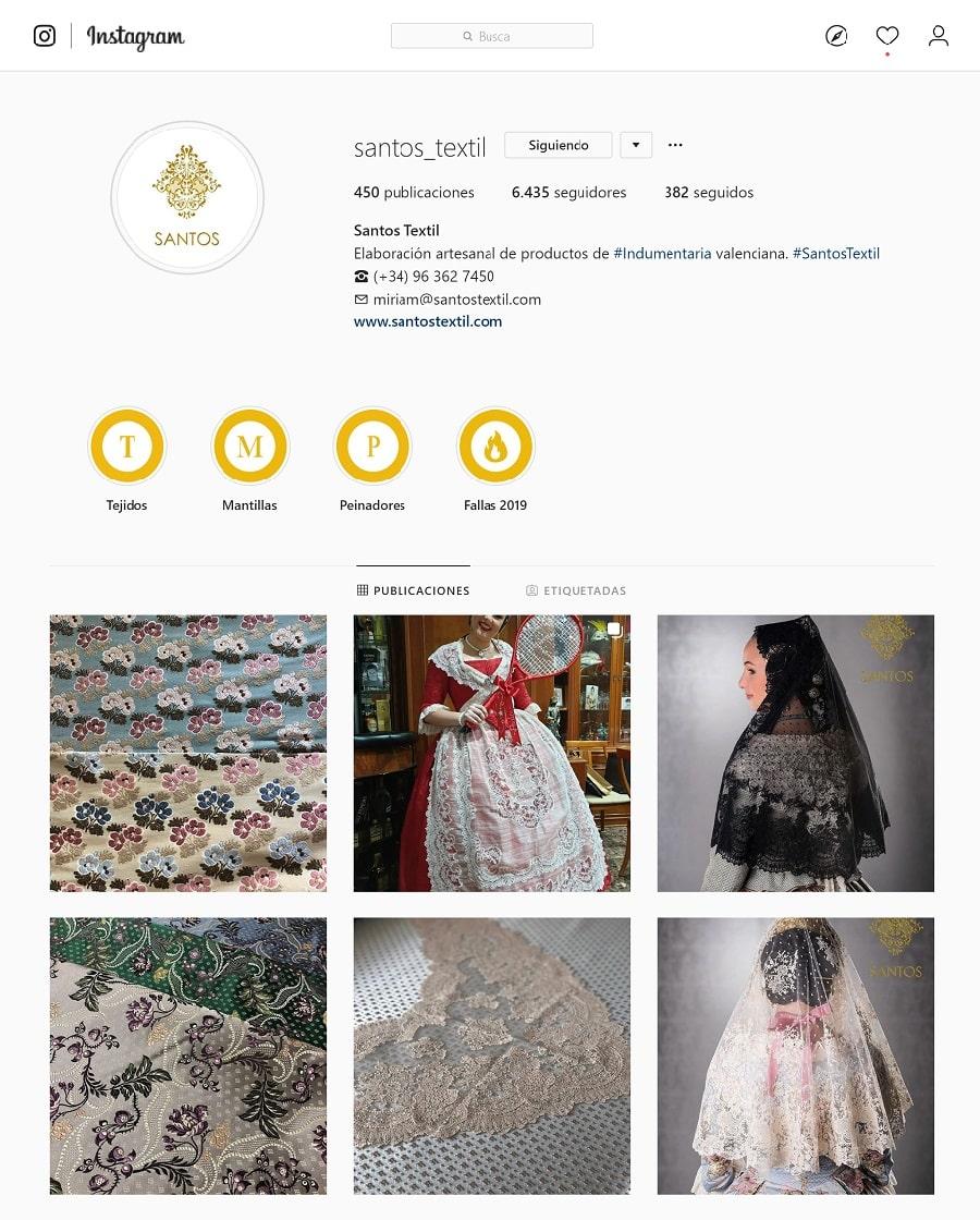 Caso de éxito: Santos Textil